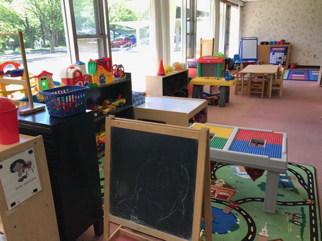Opening Day for Building Blocks Learning Center