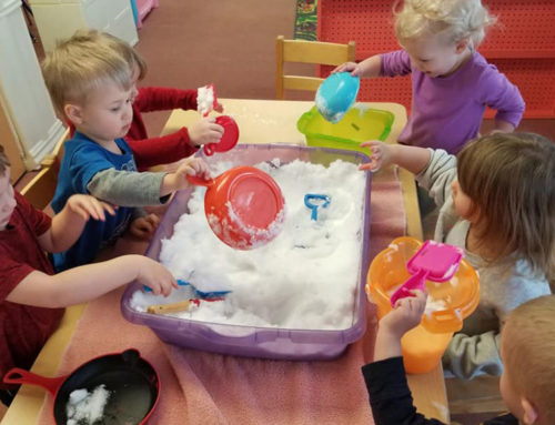 Lakeview Stepped Up to Plate for Daycare